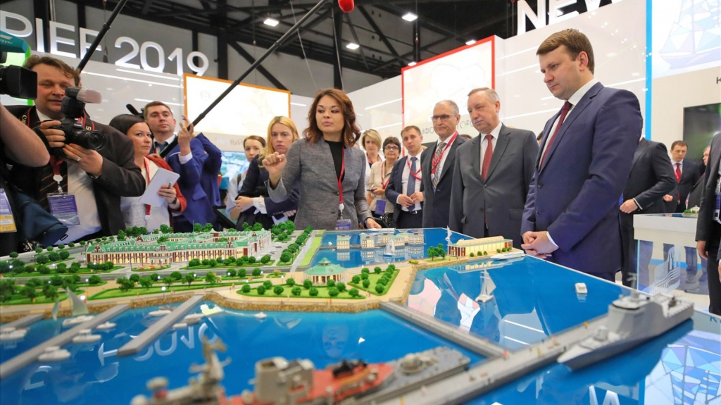 SPIEF is the leading global platform for communication between businesses