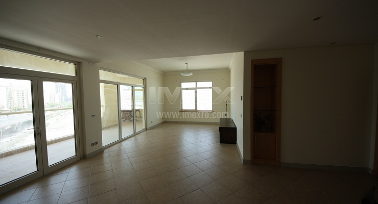 3 Bedroom Type A with Sea View for Rent  - imexre.com