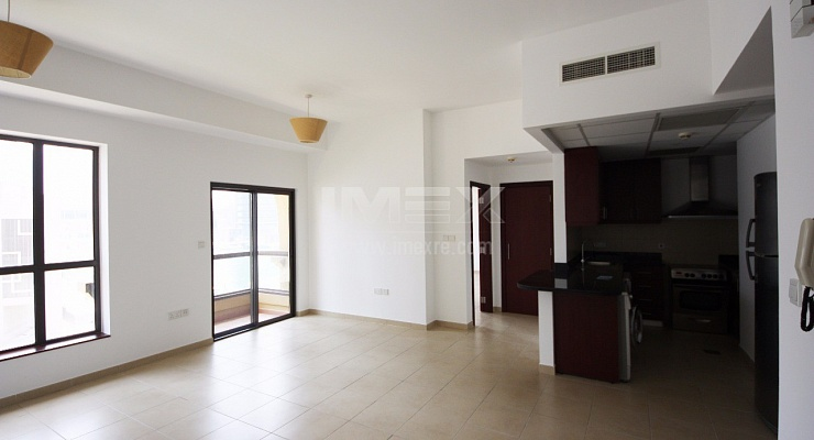 1 Bedroom with Full Marina View Bahar, JBR   - imexre.com