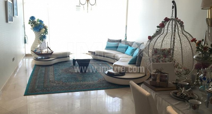 Tridant Marinascape, 2 bed room maids fully furnished for sale - imexre.com