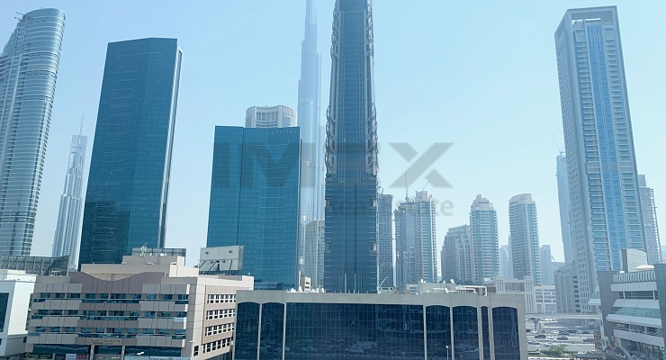 3BR Maids | Burj Khalifa/Pool View | Best Price - imexre.com