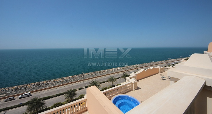 Luxury Furnished 4 B/R Duplex Penthouse - imexre.com