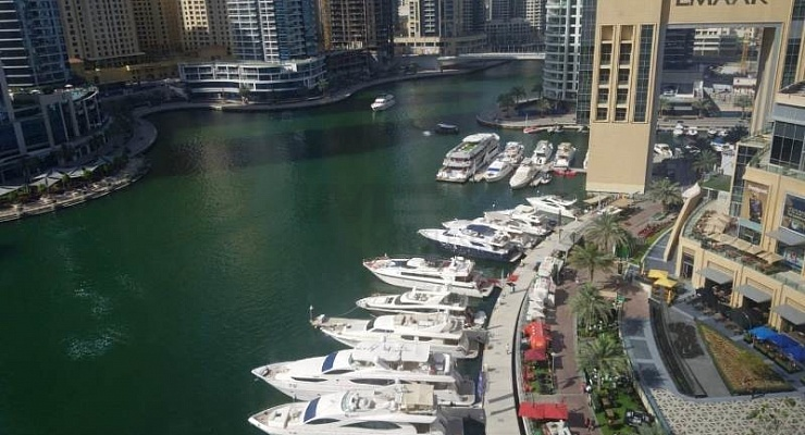 Fully Furnished, Marina View, Best layout - imexre.com