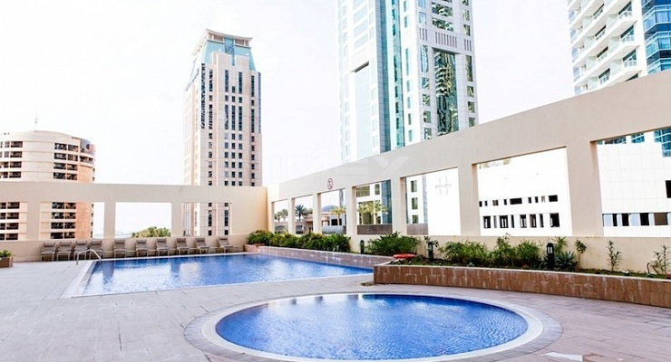 Excellent  1BR apartment  in Dubai Marina/JBR, Furnished - imexre.com